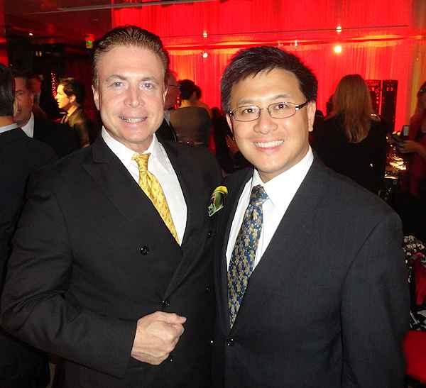 Frank Mottek with California State Controller John Chiang 2013