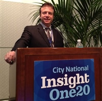 Frank moderates Insight One20 Conference, March 2013